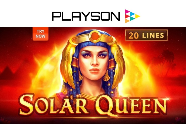 Playson's-Solar-Queen-1 Week 29 slot games releases